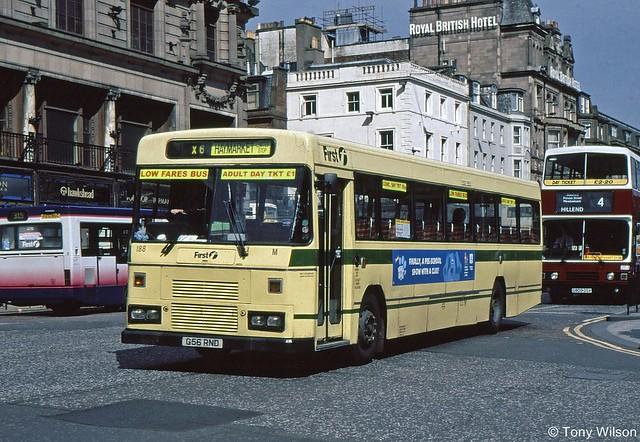 G56RND First Edinburgh 188