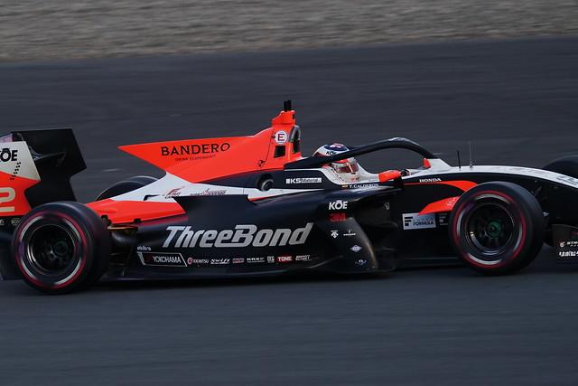2020SUPER FORMULA Rd.7 Fuji Speedway  Practice