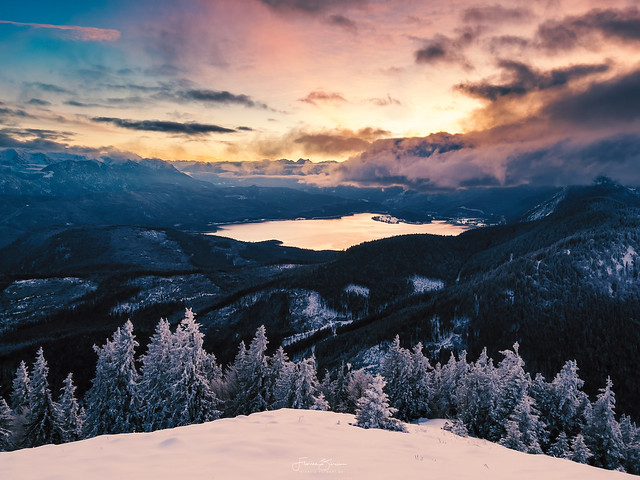 magical Sunset