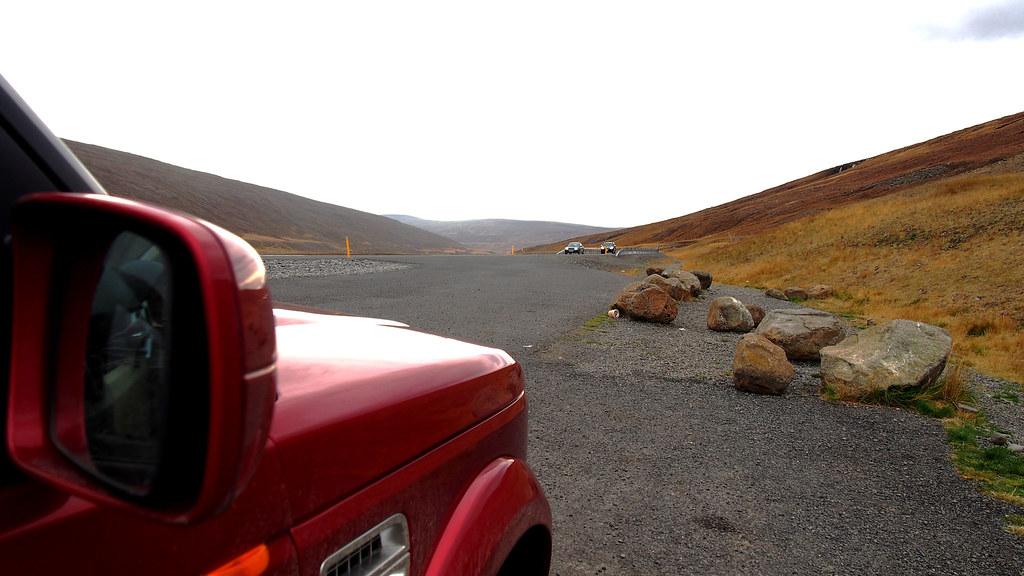 Islanti vuokra-auto
