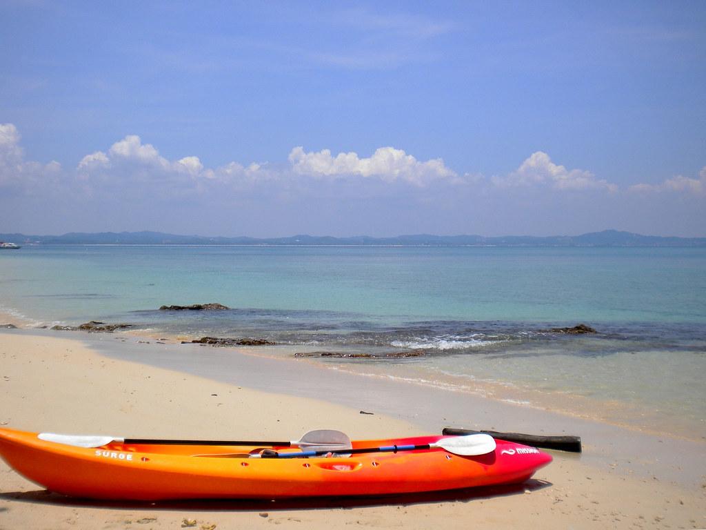 Pulau Kapas Malesia