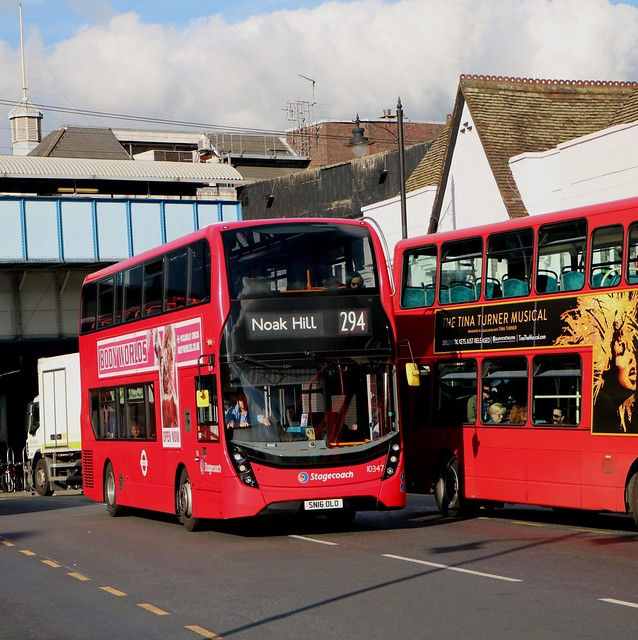 Stagecoach London - 10347 - SN16OLO