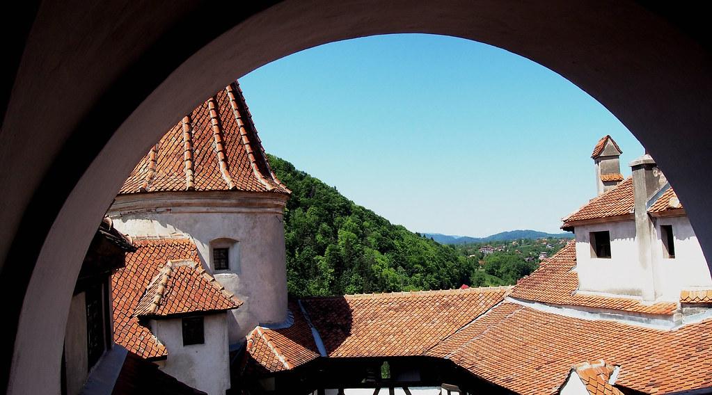 Branin linna Romania