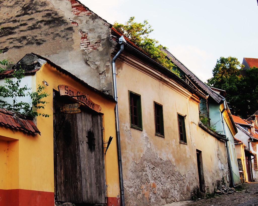 SIghisoara Romania Unesco