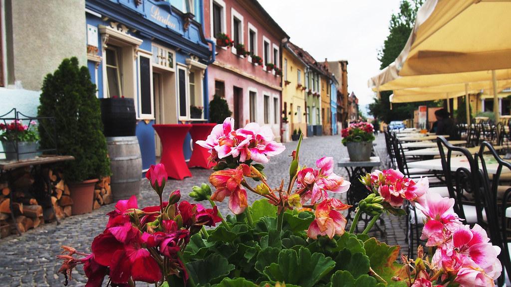 Sibiu vanhakaupunki