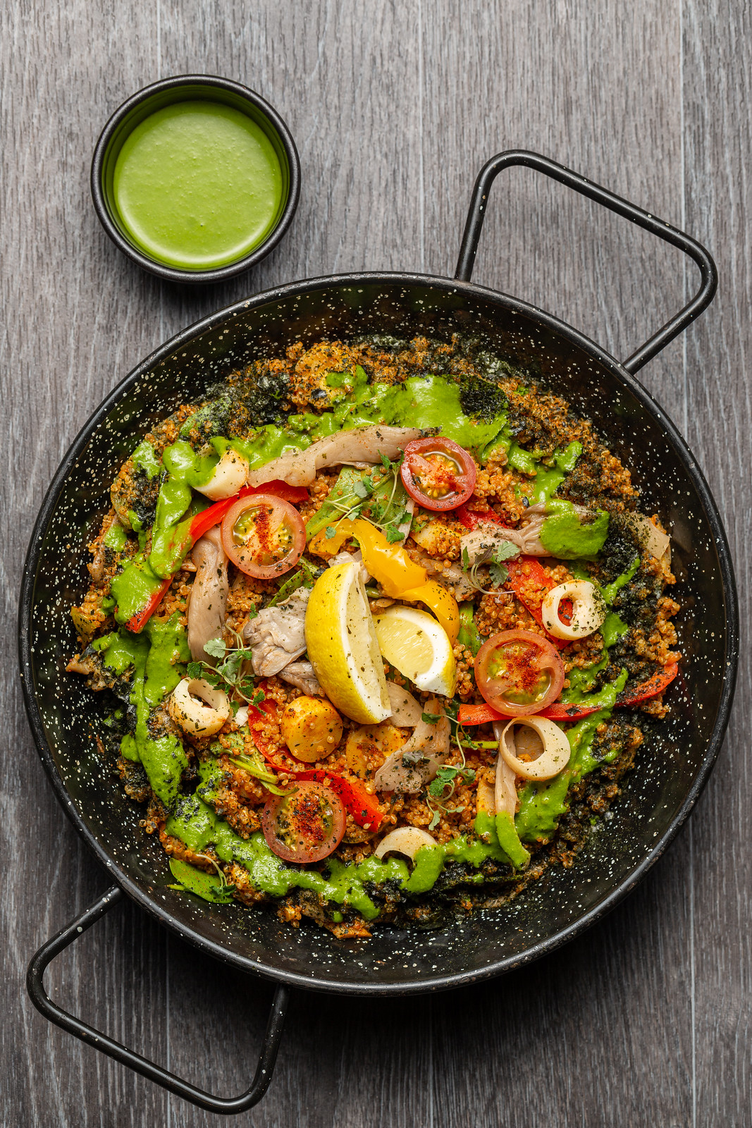 What are the top trends for Veganuary 2021: Stem & Glory Paella