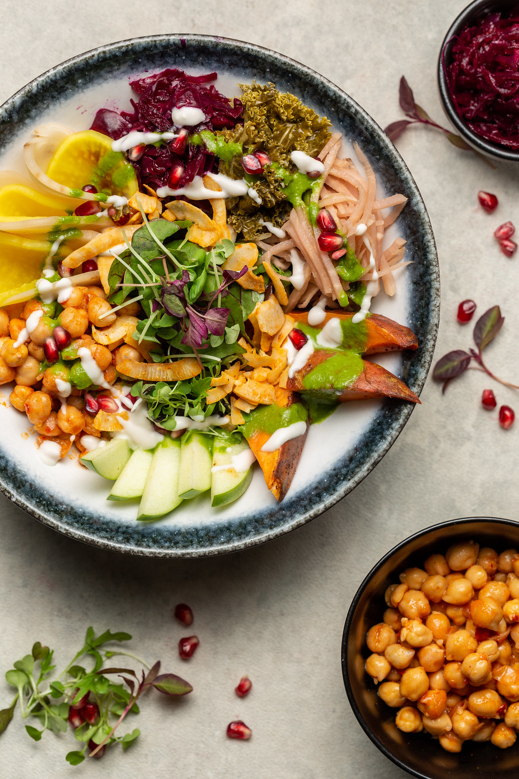 What are the top trends for Veganuary 2021: Stem & Glory City Bowl