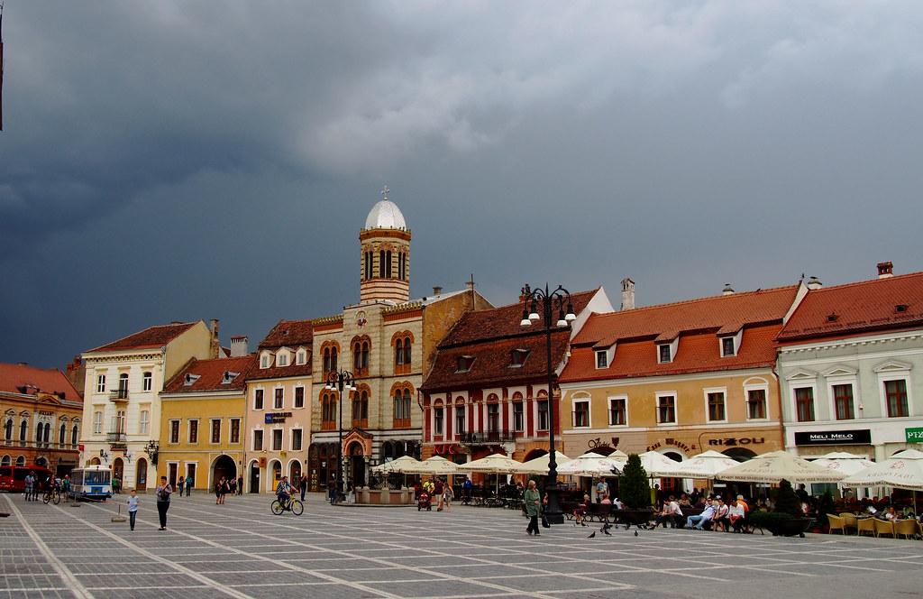 Romania Sibiu aukio