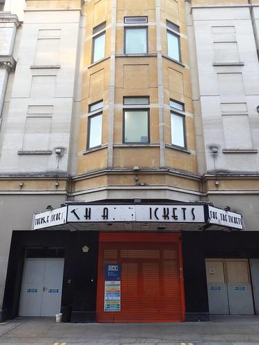 cinema on Rupert Street