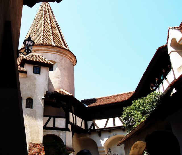 Branin linna Bran castle