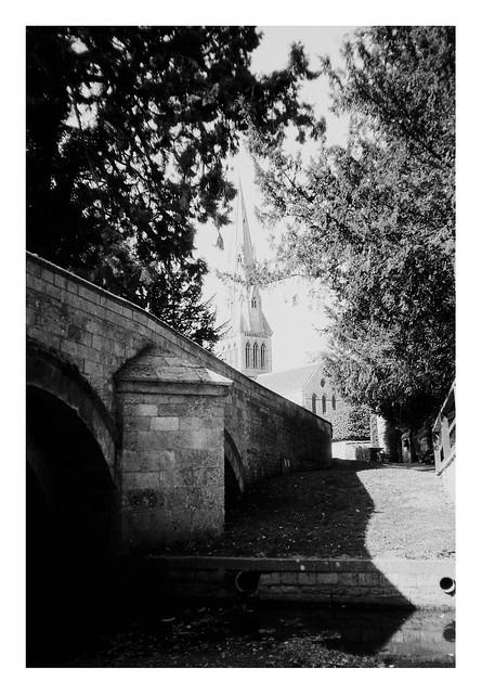 FILM - Ketton church again