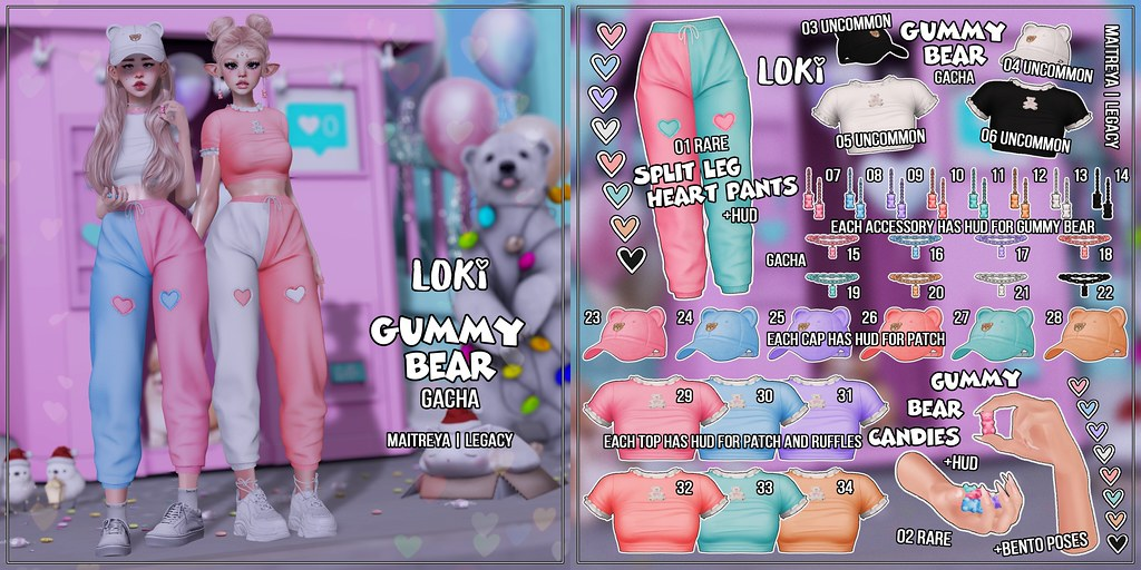 Loki • Gummy Bear GACHA • Planet29 | December '20