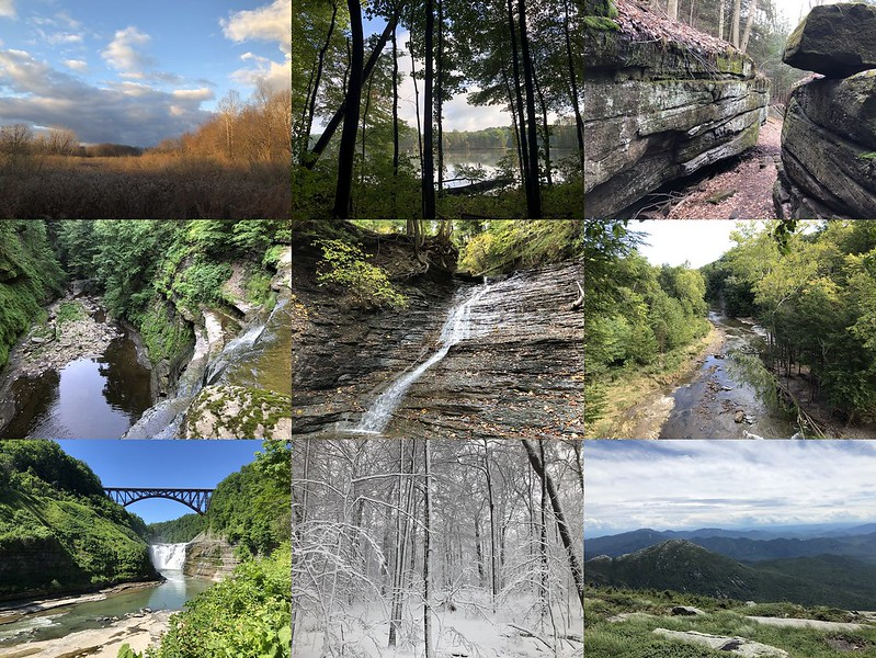 Top Ten Hikes of 2020