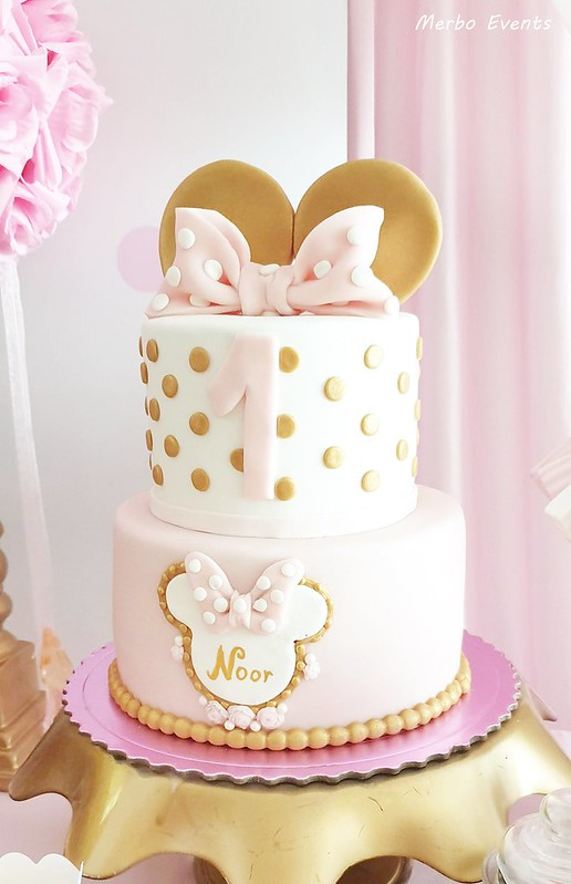 tarta minnie mouse merbo events