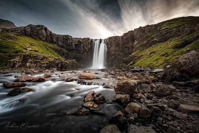 Gufufoss (Iceland)