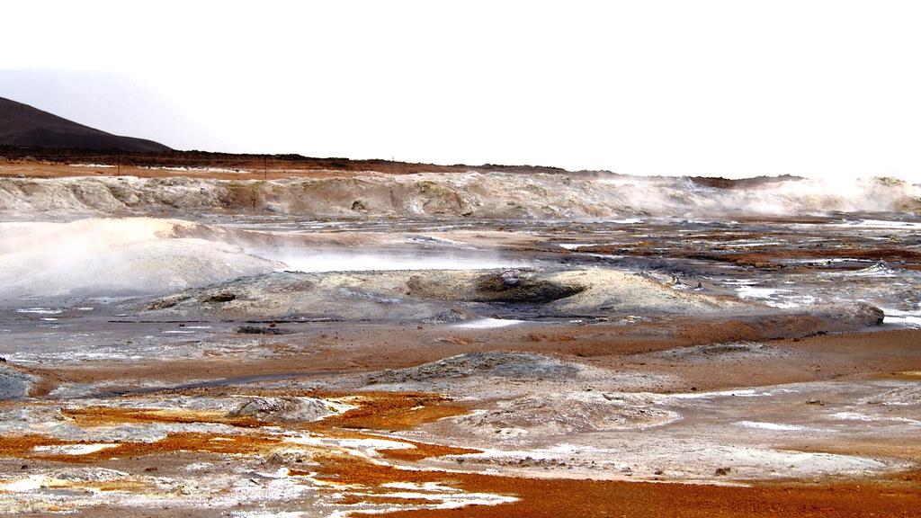Islanti Hverir