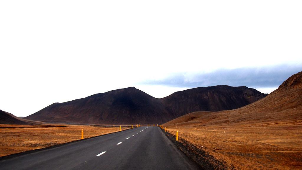 Islanti maisema