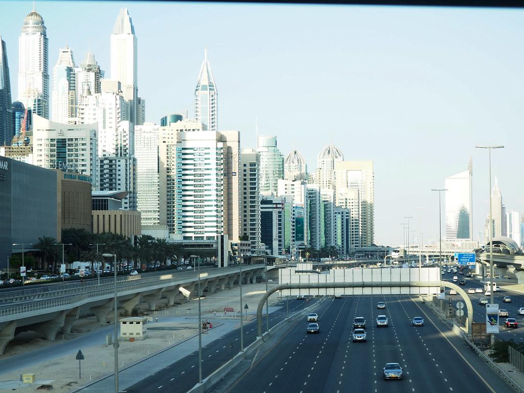 Dubai liikenne