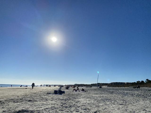 I didn't choose the beach life, it chose me.
