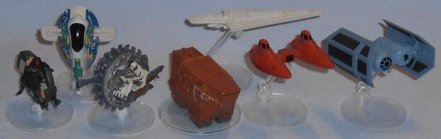 Hot Wheels - Starships
