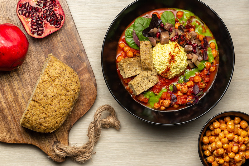 What are the top trends for Veganuary 2021: Stem & Glory Shakshuka
