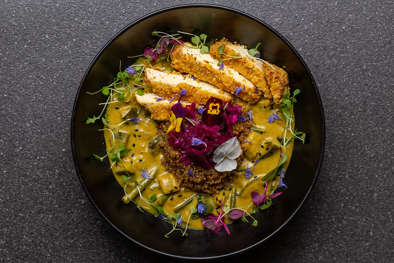 What are the top trends for Veganuary 2021: Stem & Glory Katsu curry