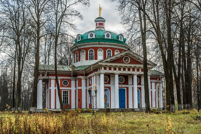 Grebnevskaya church (Moscow Oblast) / Гребневская церковь (Московская область)