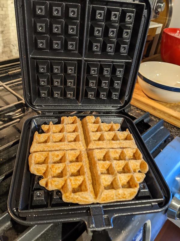 New Waffle Maker
