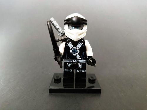 LEGO Ninjago Zane's Titan Mech Battle (71738)