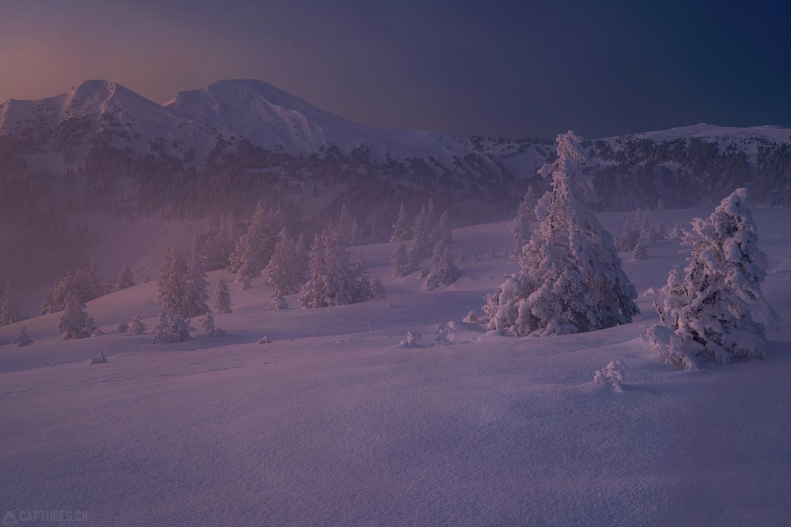 Last light - Zentralschweiz