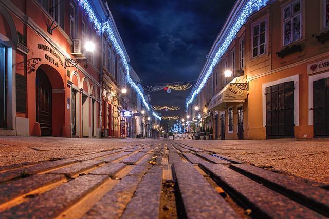 Dunavska ulica Novi Sad