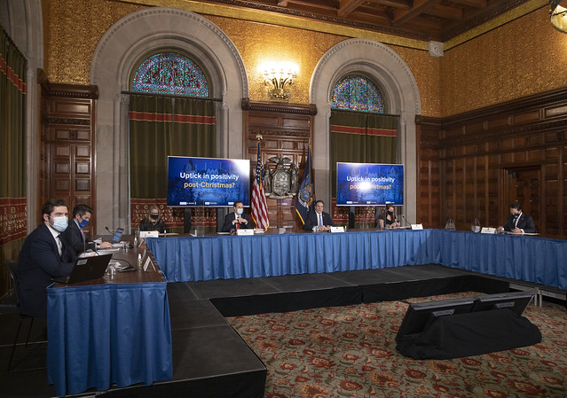 Governor Cuomo Updates New Yorkers on the State's COVID-19 Response and Makes an Announcement