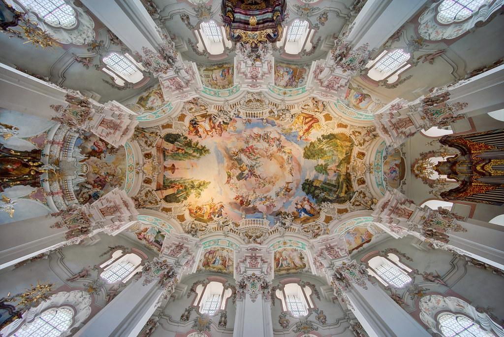 Steinhausen, Wallfahrtskirche zur Schmerzhaften Muttergottes