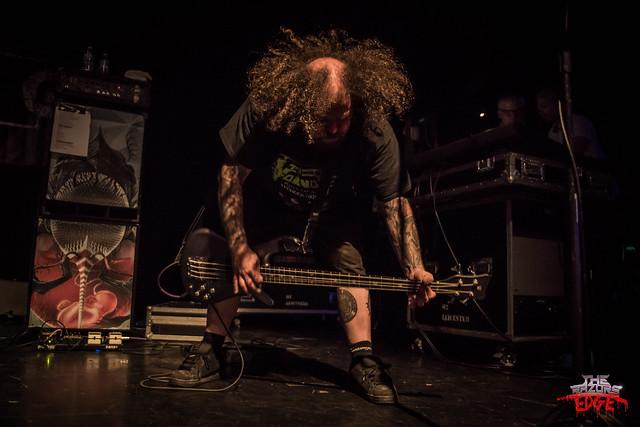 Napalm Death @ Uprising 2019