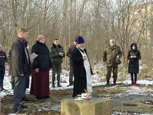28 декабря 2020, На Успенском кладбище совершили панихиду по первому наказному атаману Терского казачьего войска Христофору Попандопуло
