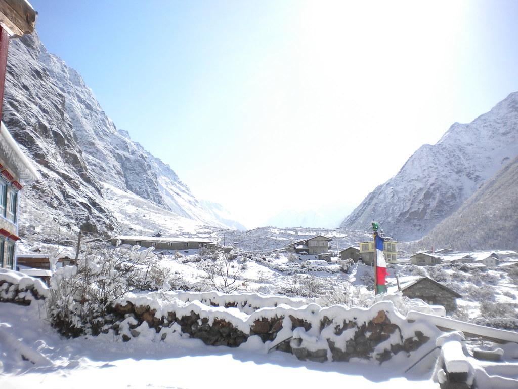 Nepal Langtang Valley