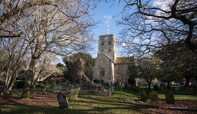 St. Mary de Haura - Shoreham (28)