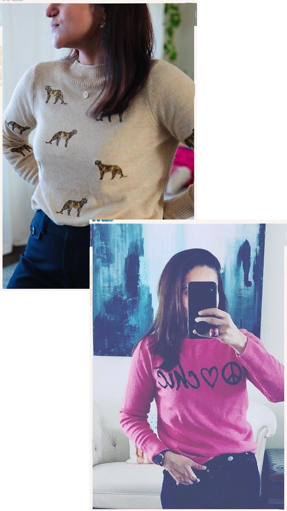 Chico's Sweaters Tanvii.com
