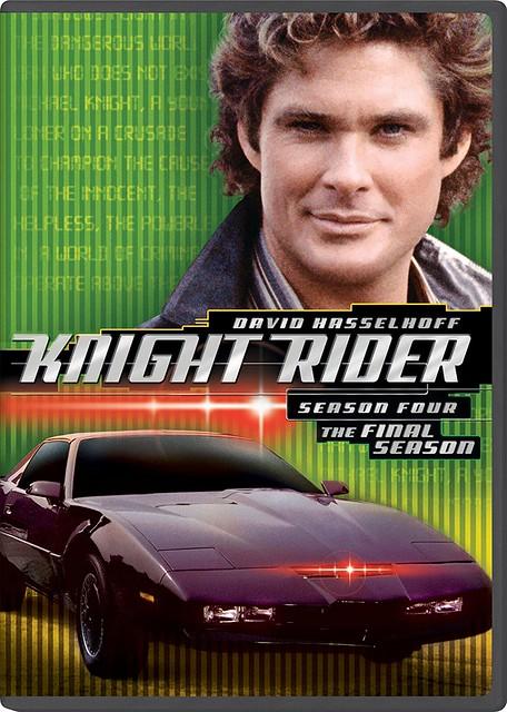 KnightRiderSeason4DVD