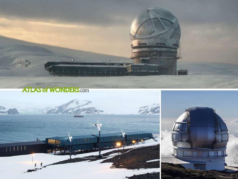 Barbeau Observatory