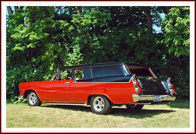 Restomod 1957 Dodge Suburban Station Wagon