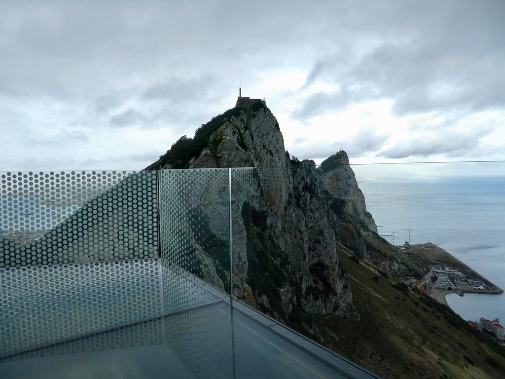 The Gibraltar Skywalk