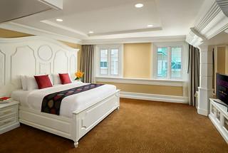 Euro Suite_Bedroom