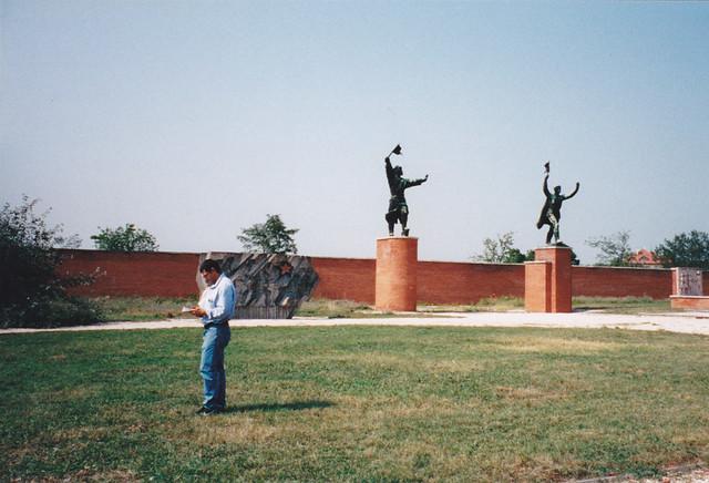 Budapest, Statue Park