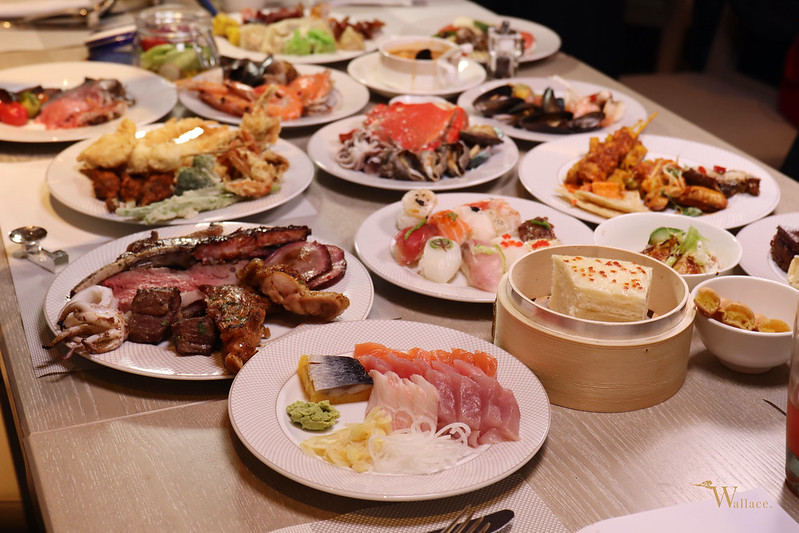 遠東Café自助餐