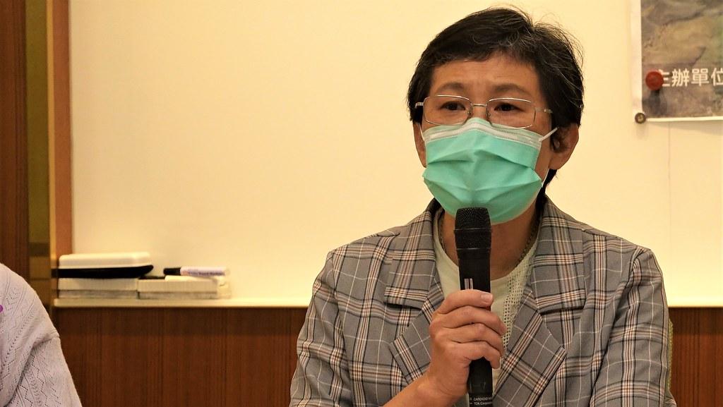 立委陳椒華認為,政府應該先盤點目前離岸風電開發遇到的問題,解決後在往下走。孫文臨攝