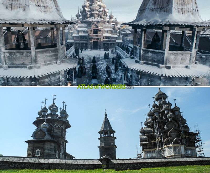 Season 6 palace in Kiev