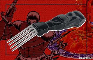 IRON FACTORY《金肉人》戰爭人的「熊爪叉」登場!用殘暴的必殺技吃飯吧