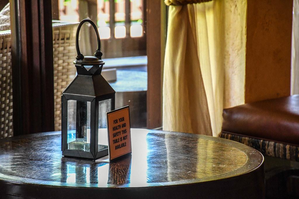 Nomad Lounge lantern AK