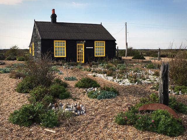 Derek Jarman's Cottage